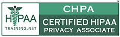 HIPAA Certification of Certified HIPAA Privacy Security Expert